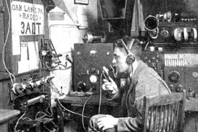 gordon amateur radio depiction